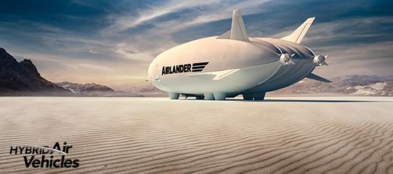 Hybrid Airlander Moves Toward Production