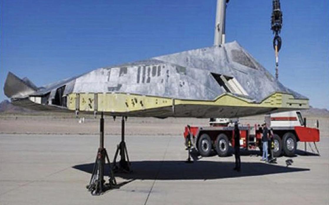 F-117A Nighthawk For Sale (Sort Of)