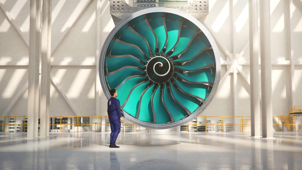 Rolls-Royce Begins Building UltraFan Demonstrator