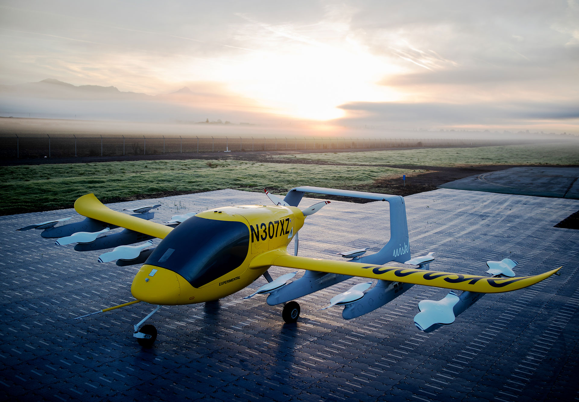 Wisk, New Zealand Sign Air Taxi Trial Agreement