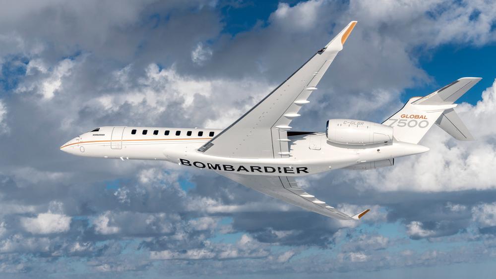 Bombardier Focuses On Bizjet Business