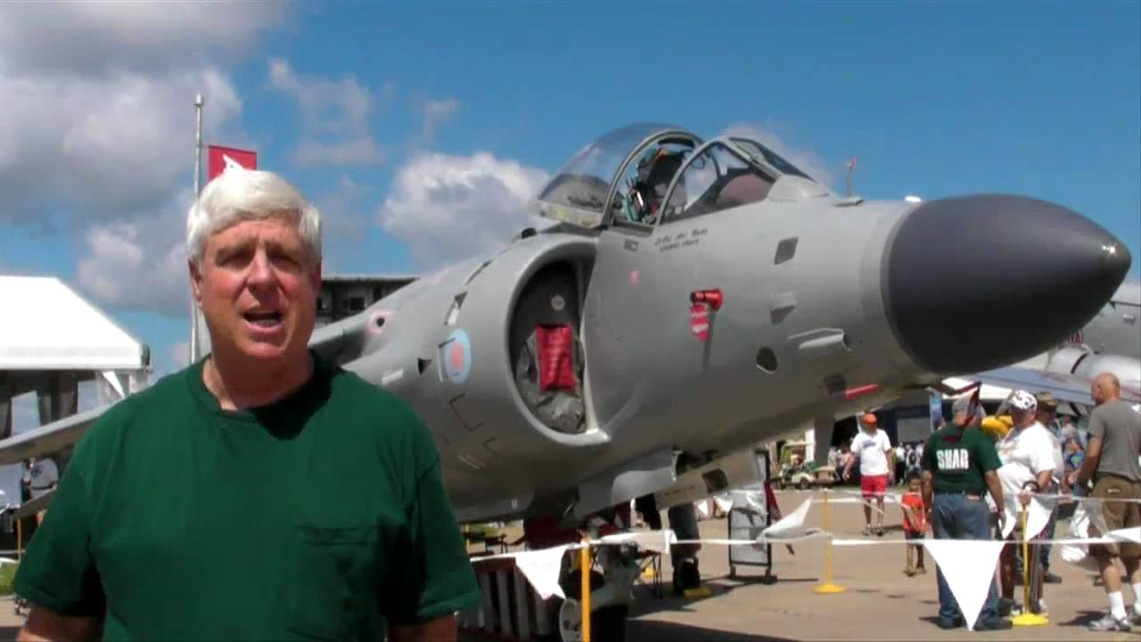 Airshow Harrier For Sale