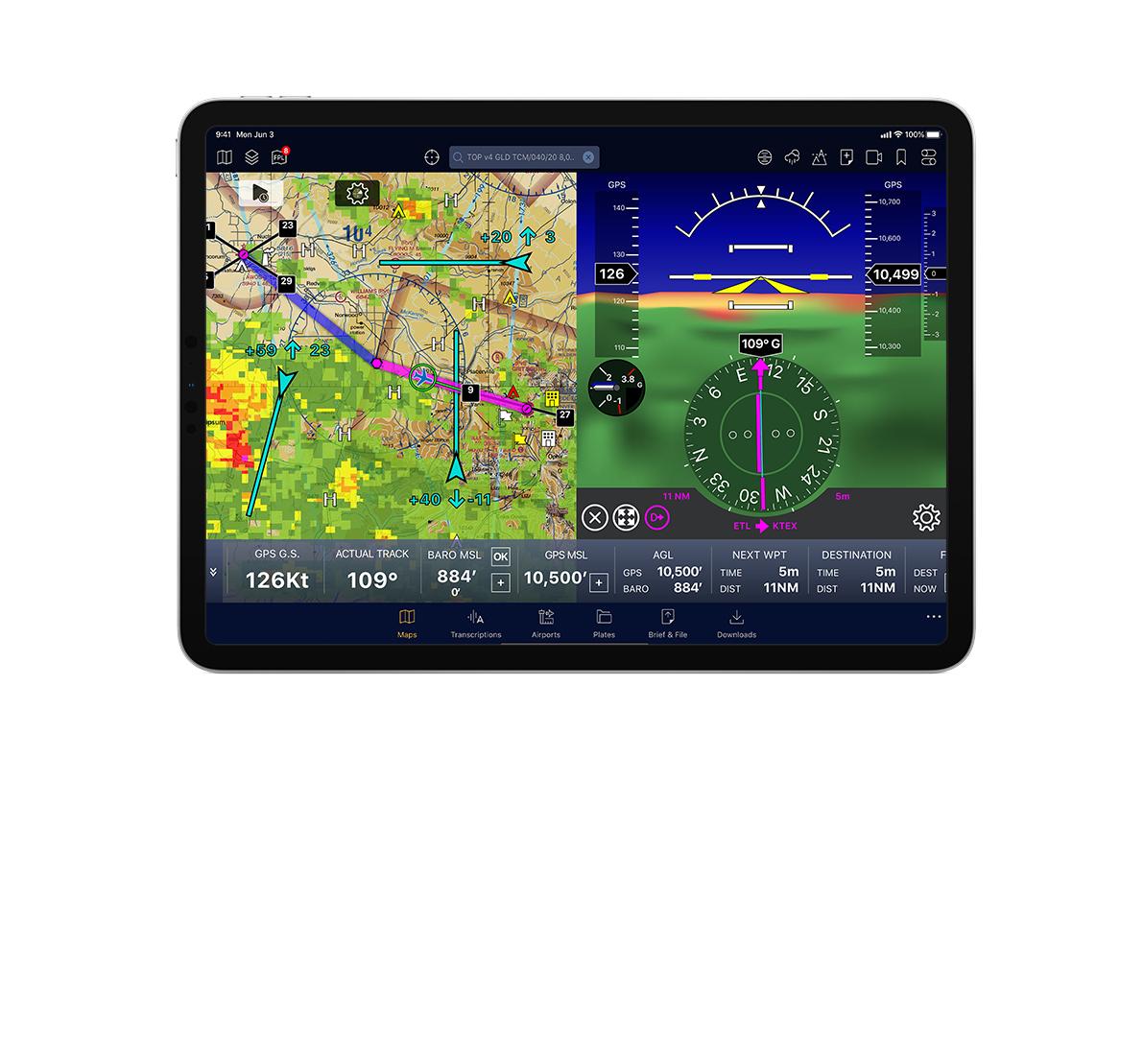 Appareo Introduces Electronic Flight Bag App