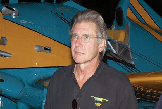 Harrison Ford Under Investigation For Runway Incursion