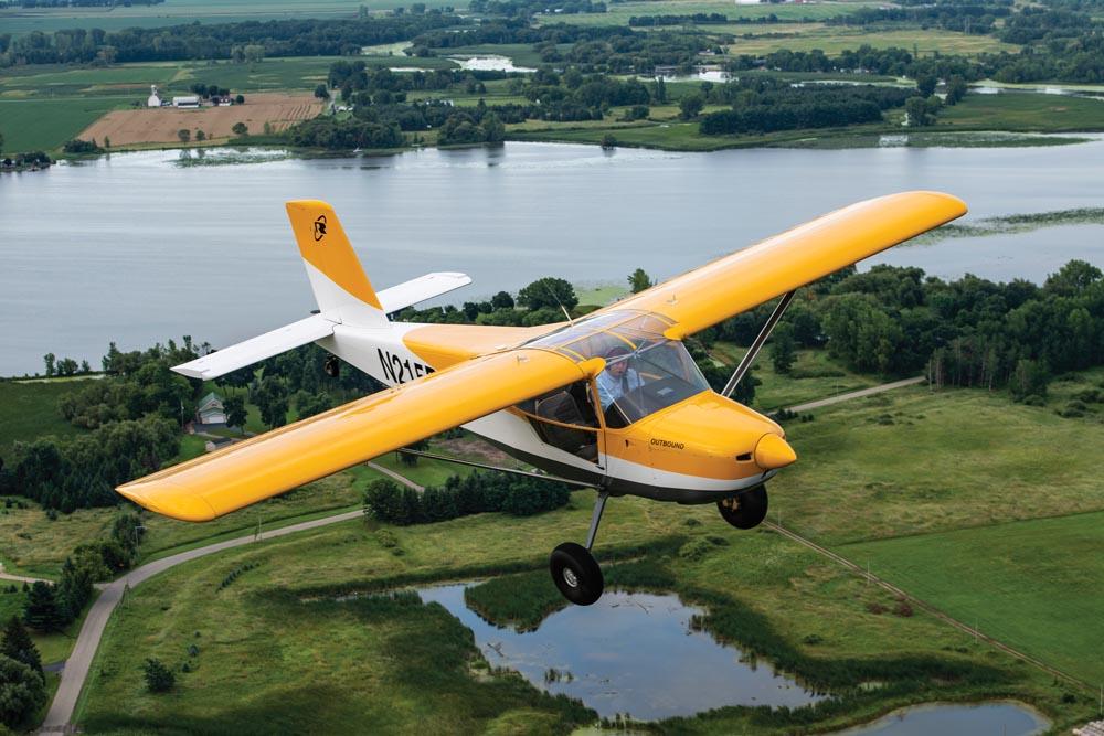 KITPLANES Flight Review: RANS S-21