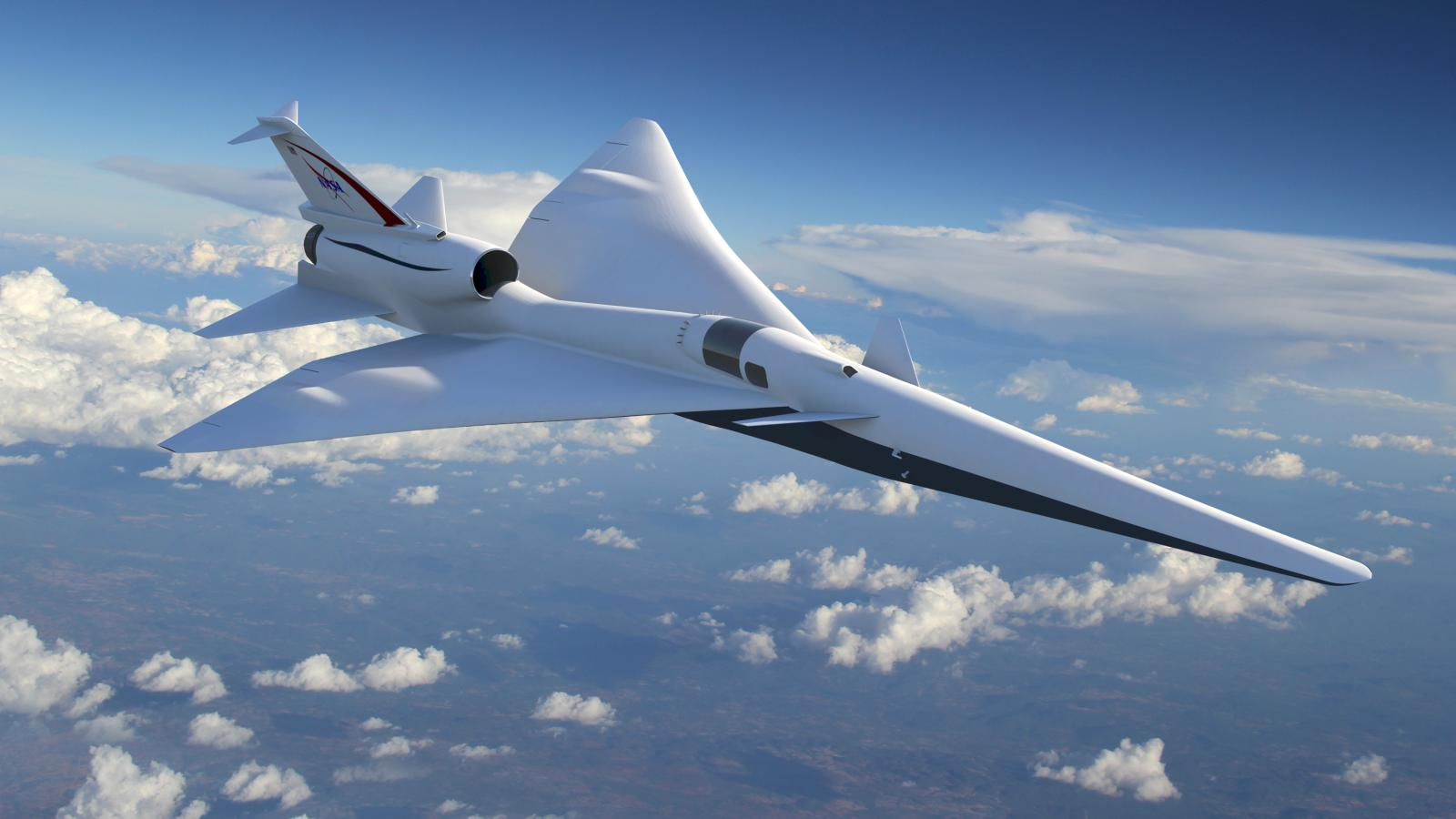 FAA Proposes Supersonic Aircraft Rules
