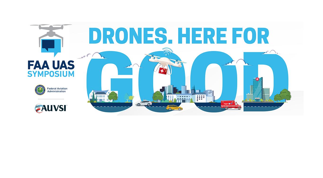 Also Virtual: FAA UAS Symposium