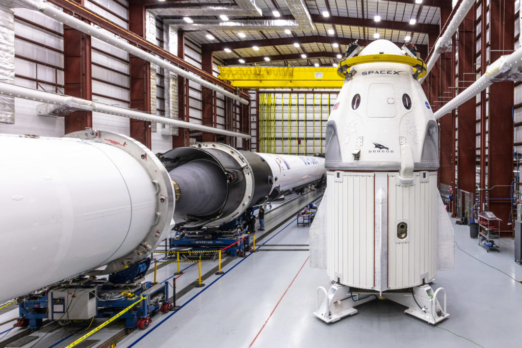 SpaceX to launch historic Nasa astronaut mission