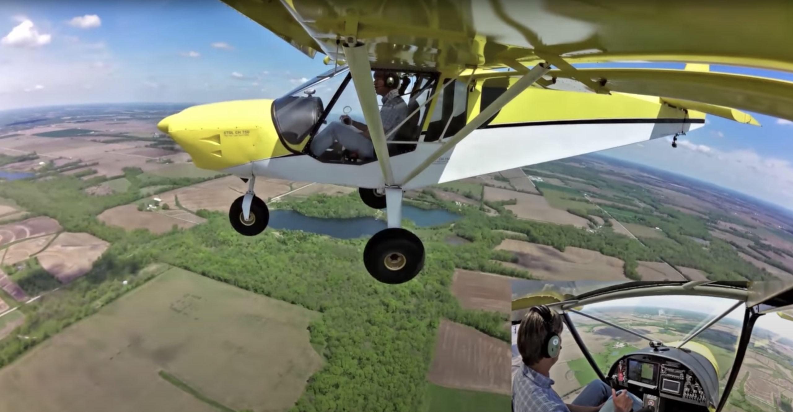 Zenith Aircraft Offers Virtual Demo Flight Avweb