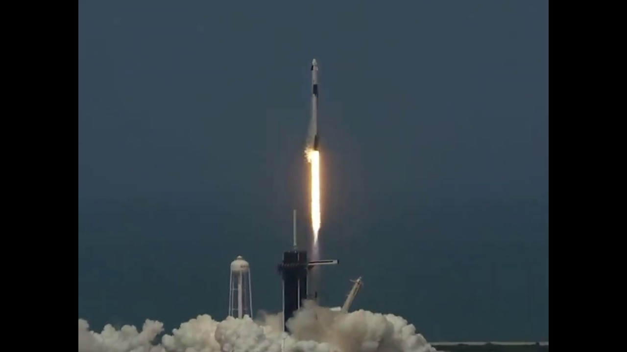 Manned Launch Goes Flawlessly (Updated)