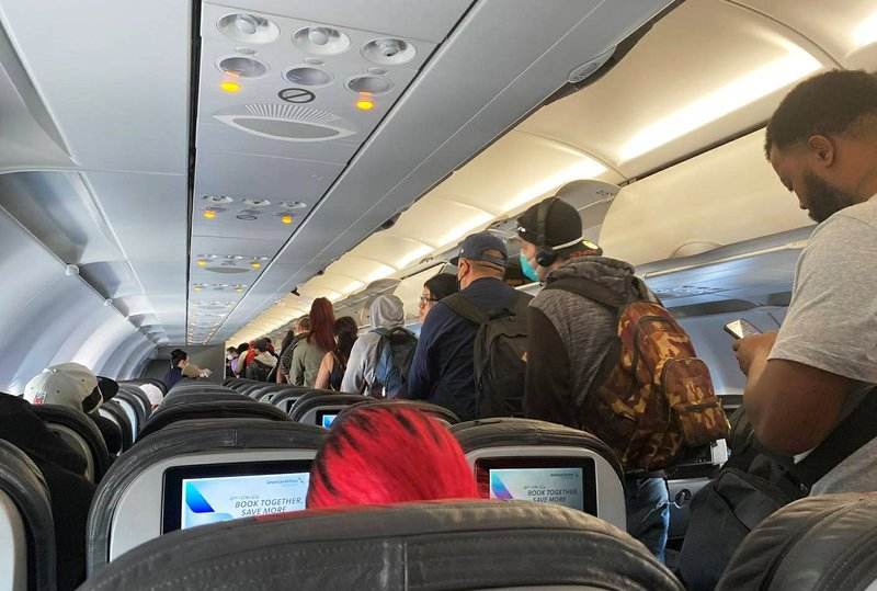 Airlines To Strengthen Pax Mask Use