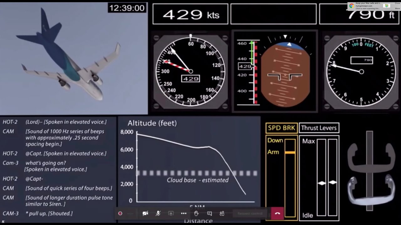 20 Seconds To Save It: How An Impulsive Pilot Caused a Fatal Crash (Revised)