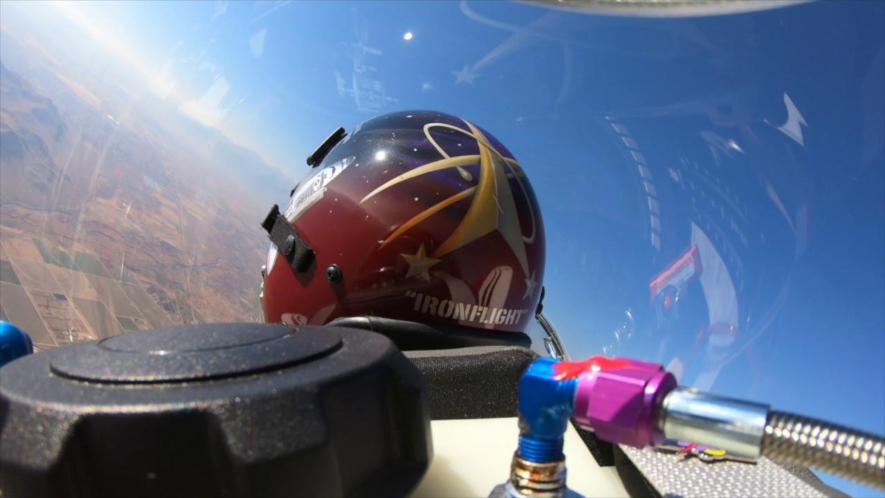 SubSonex Jet Flight Trial - AVweb
