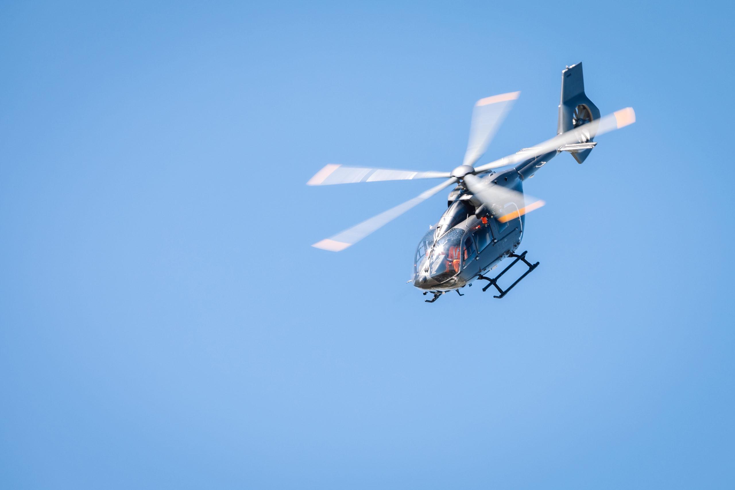 Five-Bladed H145 Earns FAA Type Certification
