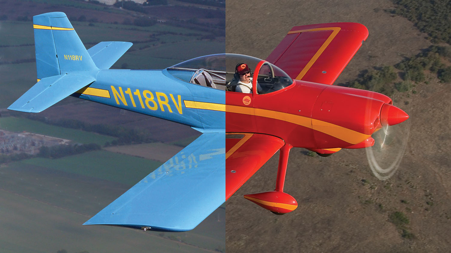 How the RV-8 Came to Be