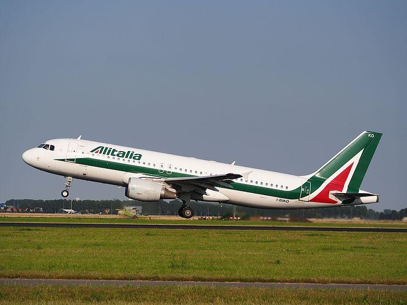 Photo: Alitalia